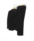 MACKINTOSH PHILOSOPHY(マッキントッシュフィロソフィー)の古着「3ピースセットアップスーツ」|ブラック