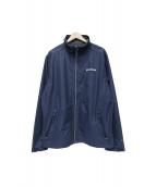 Columbia(コロンビア)の古着「ブラッドリーピークジャケット」 ネイビー