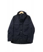 THE NORTHFACE PURPLELABEL(ザ・ノースフェイス パープルレーベル)の古着「65/35ジャケット」|ネイビー