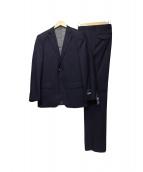 VAN BROTHERS(ヴァン ブラザーズ)の古着「セットアップスーツ」|ネイビー