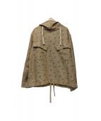 KAPTAIN SUNSHINE(キャプテンサンシャイン)の古着「Salvage parka」 ブラウン