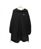 holiday(ホリデイ)の古着「WIND DRESS」|ブラック