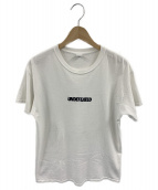 UNDEFEATED(アンディフィーテッド)の古着「HOLOGRAPHIC LOGO S/S TEE」|ホワイト