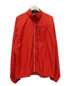 HAGLOFS(ホグロフス)の古着「GLAZEジャケット」|レッド