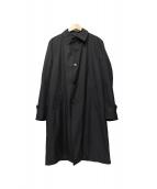 A.A.R(エーエーアール)の古着「ライナー付トレンチコート」|ブラック