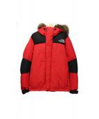 THE NORTH FACE(ザノースフェイス)の古着「Polar Jacket」|レッド