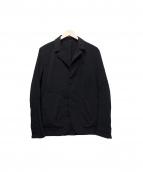 ATTACHMENT(アタッチメント)の古着「ストレッチタフタ3Bジャケット」 ブラック