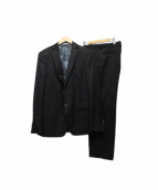 ETRO(エトロ)の古着「セットアップスーツ」|ブラック