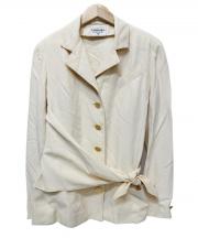 CHANEL(シャネル)の古着「テーラードジャケット」|アイボリー