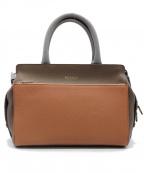 MODALU(モダルー)の古着「2WAYバッグ」|ベージュ×グレー