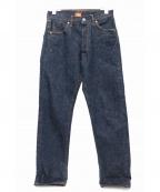 KATO(カトー)の古着「デニムパンツ」|インディゴ