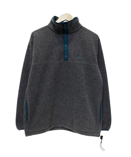 L.L.Bean(エルエルビーン)L.L.Bean (エルエルビーン) [古着]フリースジャケット グレー サイズ:不明の古着・服飾アイテム