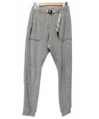 GRAMICCI(グラミチ)の古着「スウェットパンツ」|グレー