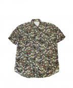 Serge Blanco(セルジュブランコ)の古着「総柄シャツ」|マルチカラー