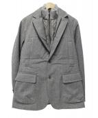 UNITED ARROWS TOKYO(ユナイティッドアローズトウキョウ)の古着「テーラードジャケット」|グレー