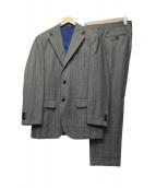 CARLO BARBERA(カルロバルベラ)の古着「セットアップスーツ」|グレー