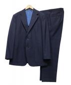 VITALE BARBERIS CANONICO(ヴィターレ バルベリス カノニコ)の古着「セットアップスーツ」|ネイビー