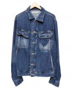 AG(エージー)の古着「デニムジャケット」 ブルー