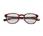 BELLINGER(ベリンガー)の古着「伊達眼鏡」|レッド×ブラック
