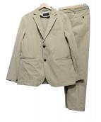 JOURNAL STANDARD(ジャーナルスタンダード)の古着「セットアップスーツ」|ベージュ