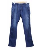 PLAGPLAG(プラグ)の古着「ジョグパンツ」|ブルー