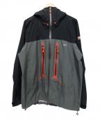 PHENIX(フェニックス)の古着「Storm Ridge 3L Rain Jacket」|ブラック