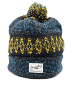 TENDERLOIN(テンダーロイン)の古着「T-INDIAN帽」 ブルー