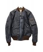 SAMURAI JEANS(サムライジーンズ)の古着「デニムL2-Aジャケット」|インディゴ