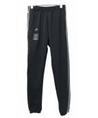 adidas Originals by KANYE WEST(アディダスオリジナルバイ カニエウエスト)の古着「トラックパンツ」|ブラック