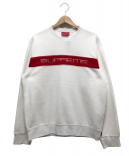 Supreme(シュプリーム)の古着「ポーラーテッククルーネック」|ホワイト