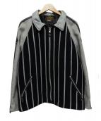 VANSON(バンソン)の古着「ウールジャケット」