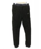NIKE(ナイキ)の古着「M SHRPAテックアイコンジョガーパンツ」|ブラック