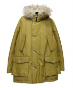 WOOLRICH(ウールリッチ)の古着「Arctic Parka」|イエロー