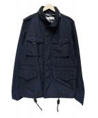 COACH(コーチ)の古着「M65ジャケット」|ネイビー
