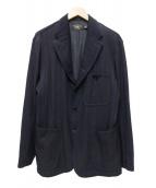 RRL(ダブルアールエル)の古着「Wool Sports Coat Unconstructed」 ネイビー