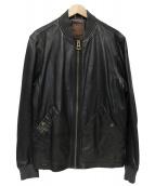 Timberland(ティンバーランド)の古着「マウントメジャーボンバージャケット」|ブラック