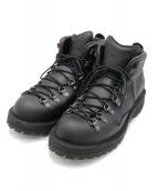 Danner(ダナー)の古着「MOUNTAIN LIGHT ブーツ」|ブラック