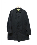 B:MING LIFE STORE by BEAMS(ビーミングライフストア)の古着「ステンカラーコート」|ブラック