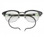 MASUNAGA(マスナガ)の古着「伊達眼鏡」|ブラック