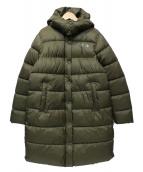 THE NORTH FACE(ザノースフェイス)の古着「CAMP SIERRA LONG COAT ダウンコート」|オリーブ