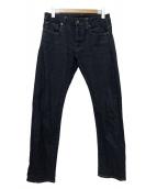 G-STAR RAW(ジースターロウ)の古着「3301 Straight Jeans」|インディゴ