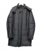 HIROKO KOSHINO(ヒロコ コシノ)の古着「ダウンコート」|グレー