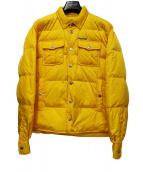 DSQUARED2(ディースクエアード)の古着「ダウンジャケット」|イエロー