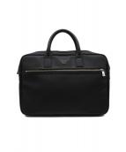 EMPORIO ARMANI(エンポリオアルマーニ)の古着「ビジネスバッグ」|ブラック