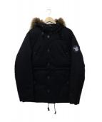 POLEWARDS(ポールワーズ)の古着「MANASULU ARCTIC PARK」|ブラック