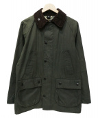 Barbour(バブアー)の古着「BEDALE SL WAXED COTTON」|オリーブ