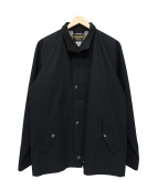 McGREGOR(マクレガー)の古着「スイングトップ」|ブラック