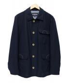 McGREGOR(マクレガー)の古着「ジップジャケット」|ネイビー