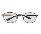GUCCI(グッチ)の古着「伊達眼鏡」|ブラック