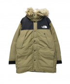THE NORTH FACE()の古着「MOUNTAIN DOWN COAT」|ニュートープ